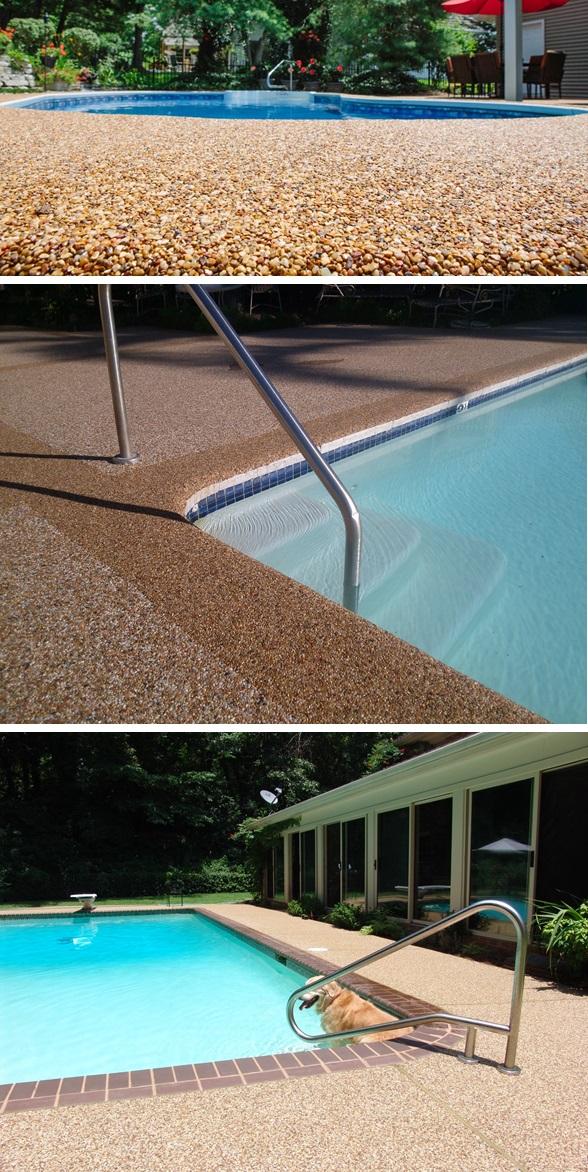 Pisos para piscina de fibra dicas tipos e manuten o piscinas de fibra - Tipo de piscinas ...