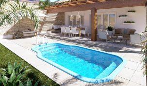 piscina de fibra 5.000 litros
