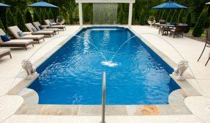 Qual a vida útil de uma piscina de fibra?
